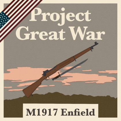 [WW2 Collection+PGW] M1917 Enfield