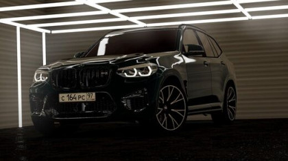 BMW X3m F97 Competition